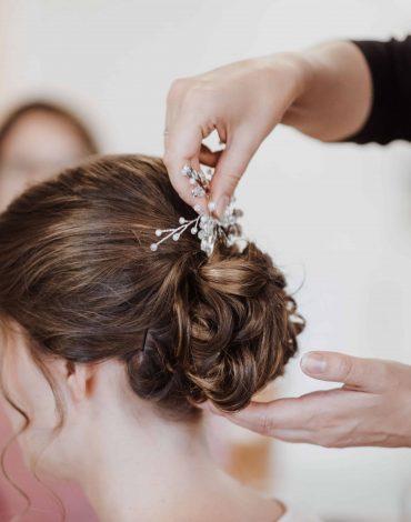 Braut Make up, Braut Frisur, Visagistin München, Mobiles Hochzeitsstyling