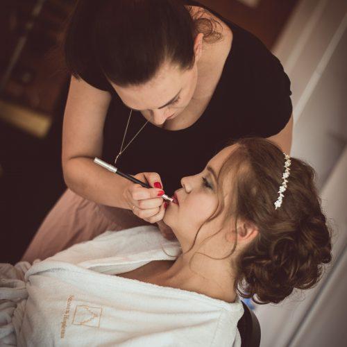 Mobiles Brautstyling für Ihre Hochzeit oder Ihr Event bei ROPE cosmetics im Institut HolisticSkinWork