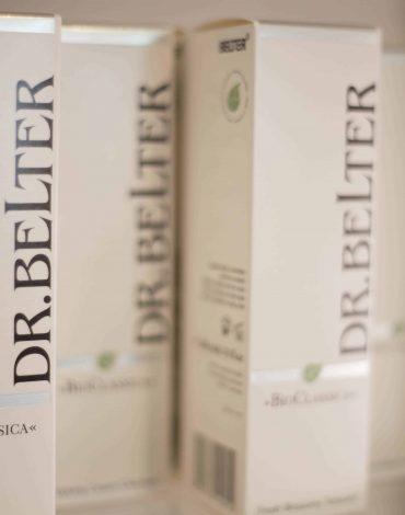 Dr. Belter als exklusive Institutsmarke erhältlich bei Petra Rohleder
